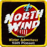 NorthWind Inagural Patch - Click for larger Image
