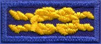 Den Leader Award Knot